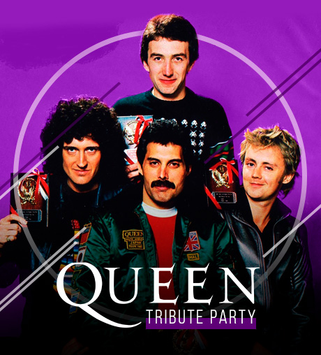 Queen Tribute Party