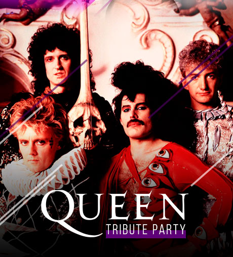 Queen Tribute Party